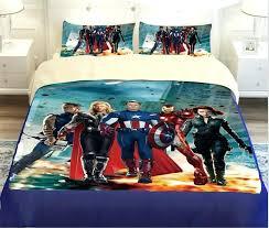 avengers full bedding set marvel captain civil war twin within bed idea 19