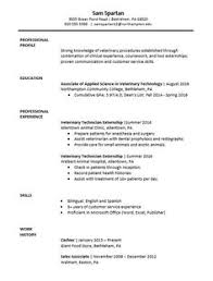 vet cover letters college veterinary medicine cornell university sample resumes