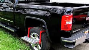 Could/Should You Design a Folding Step That Deployed From a Car or ...