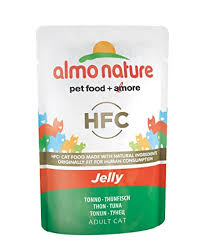 Almo Nature Cat Pouch Classic in Jelly (Jelly with ... - Amazon.com