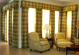Stylish Living Room Curtains Design Classic Interior 2012 April 2012