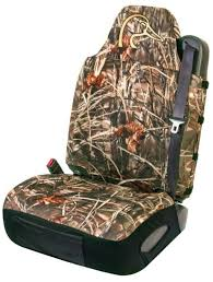 ducks unlimited camo universal seat covers for full size bench seats in rt max 4