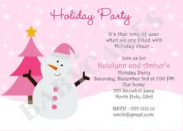 holiday party invitation wording com holiday party invitation wording some touches on your invitatios card to make it carry out graceful invitation templates printable 7
