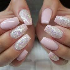 35 worth it cute nail designs for s acrylic french tips 89 agers