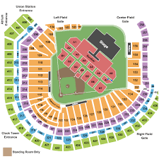 Fenway Park Concert Seating Chart With Seat Numbers Minute Maid Park Seating Chart Section Row Seat Number Info