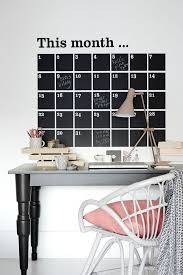 running home office. exellent home this blackboard style 31 day calendar sticker is a great way to keep the  household running on running home office c