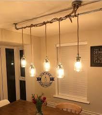 x pendant drop light hanging
