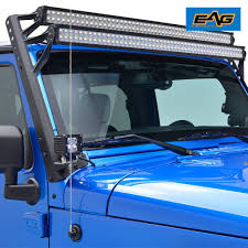 52 Inch Light Bar For Jeep