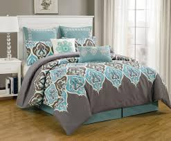 Aqua Bedding Comforter Sets and Quilts Sale – Ease Bedding with Style & 8 Piece Queen Monte Carlo Bedding Comforter Set Adamdwight.com