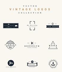 Vintage Logo Vector Vector Vintage Logos Graphberry Com