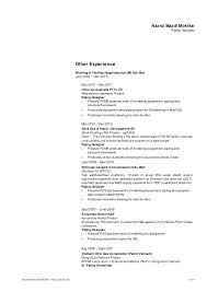 Piping Designer Resume Sample Enchanting Piping Engineer Resumes Resume Summary Vimosoco