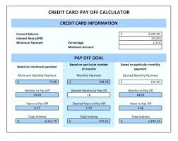 Free Amortization Schedule Excel Template Tables To Calculate Loan