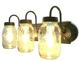 rustic bathroom vanity lights for67 lights