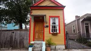 Shotgun Home A Shotgun House Small House On A Single Row From Front To Back