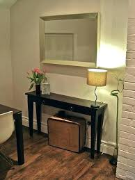 small hall console tables. Thin Hallway Table Console Tables Narrow Hall . Small N