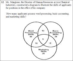 how to solve venn diagram problems database for grades 4