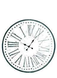 large white clock e white wall clock wooden wood breathtaking distressed large white clock ikea