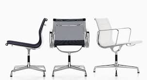 der aluminium chair gilt als der archetyp des brostuhls die sthle eignen sich vor allem als elegante und reprsentative konferenzsthle aluminium chair ea 108