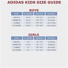 Adidas Boys Size Chart Nike Size Chart Toddler Bedowntowndaytona Com