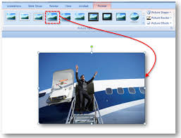 the drop shadow rectangle option is simple and provides a good contrasting shadow effect