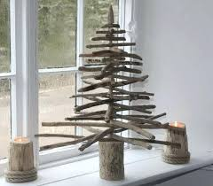 Christmas Decorations Made Of Twigs Christmas Tree Made Of Sticks 136  Lchrist Tree Small Twig Christmas
