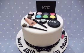 then you should probably get a makeup cake
