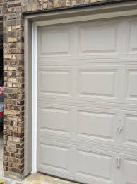 garage door trim sealRot and Rodentproof Garage Door Seal With PVC and