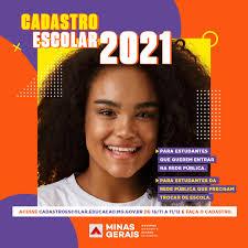 Agência Minas Gerais | Cadastro escolar na rede pública começa hoje