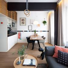 Modern Living And Dining Room Design Modern Living Room Design Interior Design Ideas