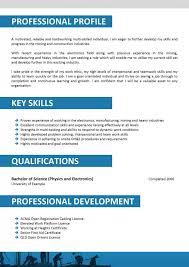 Resume Docx Modern Resume Template Docx Curriculum Vitae Sample