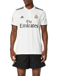 Adidas 2018 2019 Real Madrid Home Football Soccer Jersey