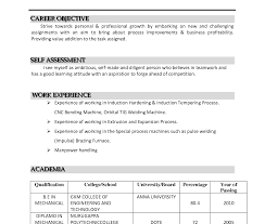 Sample Of Job Objective In Resume Resume Template Job Objectives On Resumes Outstanding Sample In For 52