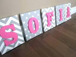 wood letters for walls wood letter wall decor photo of fine wooden letters for nursery wood letters