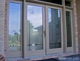 modern glass front door designs doors intended for design inspirations 15