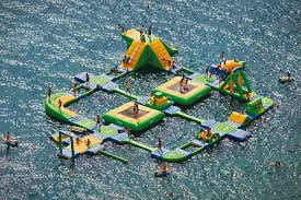 bay gardens resorts st lucia makes splash with caribbean s newest water park attraction