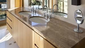 bathroom countertops with best bathroom countertops popular zinc countertops