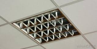 how do i recognize asbestos ceiling tiles with pictures