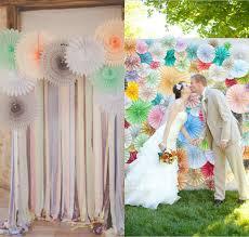 paper fan backdrop. 2 stunning wedding paper fans decoration ideas (14) fan backdrop