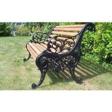 cast iron park bench cast iron park
