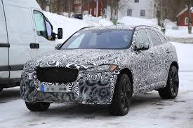 2018 jaguar f pace svr.  pace 2018 jaguar fpace svr prototype  on jaguar f pace svr