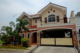 Small Picture Bulacan Real Estate Contractor House Design Philippines Home