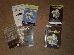 Fallout 4 Goty Edition Doesnt Even Have A Perk Chart