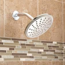 2 shower head moen velocity rain cleaning