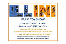 farm toy show garden hotel urbana champaign
