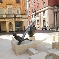 """Die symbolträchtige """"Fontana dei Bambini"""" in Vicenza ist erneut für die  Allgemeinheit zugänglich"""