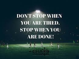 Football Motivational Quotes Custom Soccer Motivational Quote Motivational Soccer Quotes Pinterest