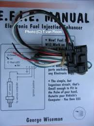electronic fuel injection enhancer for one or two oxygen sensors Efie Wiring Diagram eagle research is one of the best known on the web and my own first efie was purchased from them beautifully dipped in soft rubber type material to make it efi wiring diagram