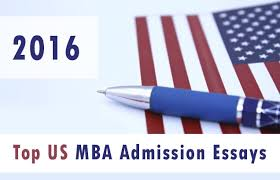 top us mba admission essays
