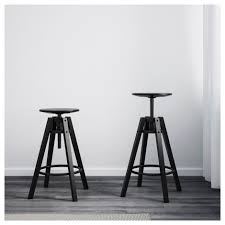 Photo 5 of 9 IKEA DALFRED Bar Stool You Can Adjust The Height As You Like.  ( Adjustable Stool