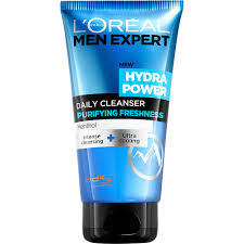 l oreal paris men expert hydra power daily cleanser 100 ml